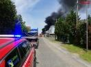01.06.2021, B2:LKW, Traktorbrand, Braußwig