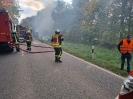 20.10.2021, TH2:Hilfeleistung mittel, LKW brennt, mehrere eingeklemmte Personen, Streitwald